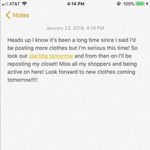 Other - New clothes coming soon!!!